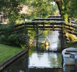 Bridges at Giethoorn
